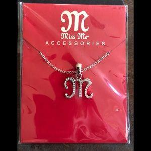 Miss Me Necklace